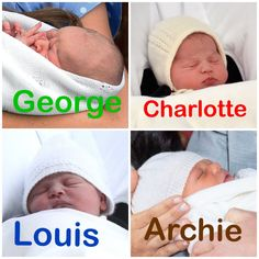 Prince George of Cambridge (born July Princess Charlotte of Cambridge (born May Prince Louis of Cambridge (born April and Archie Harrison Mountbatten-Windsor (born May Kate Middleton Prince William, Prince Harry And Megan, Prince William And Catherine, Royal Prince, Prince And Princess, Lady Diana, Prince Harry Pictures, Princesa Kate Middleton, Kate And Meghan