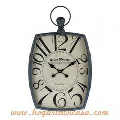 Decoracion Reloj Pared Grande Williaarch