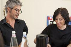 Il world café al Circolo della Stampa per parlare del futuro del festival #AiC2016 #ascolto © Edoardo Piva
