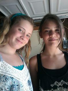 Ashley and Marisa