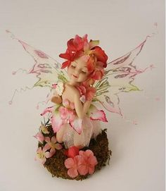 Fairy dreams by MOMOECP, via Flickr