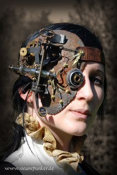 phanthom steampunk steampunker outfit | Flickr - Photo Sharing!