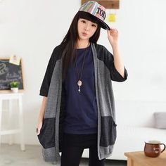 Buy 59 Seconds Open-Front Cardigan at YesStyle.com! Quality products at remarkable prices. FREE WORLDWIDE SHIPPING on orders over US$35.