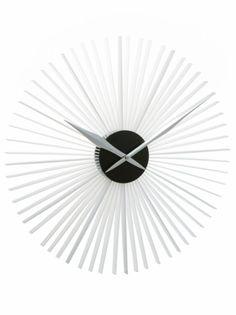 Fisura nástěnné hodiny Daisy 50cm