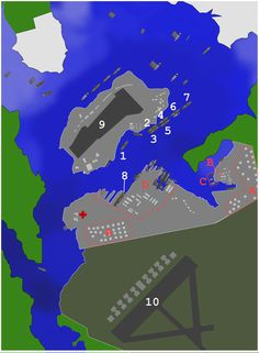 Pearlmap This Day in History: Dec 7, 1941: Pearl Harbor bombed  http://dingeengoete.blogspot.com/