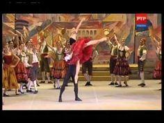 "Natalia Osipova in ""Don Quixote"": Highlights from Bolshoi Debut [HQ]"