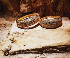 Jewelry from the permanent exhibition at the Ilias Lalaounis Jewelry Museum…