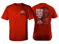 Buy J America NCAA 2016 Men's Football Schedule T-Shirt T-Shirts Apparel and other Ohio State Buckeyes products at OhioStateBuckeyes.com
