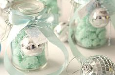 Edible Gift Idea: Cream Cheese Mints by Lindsey Bell of Hot Polka Dot | Just three ingredients!