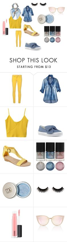 """""""Julia Roberts short"""" by durnee on Polyvore featuring M Missoni, Nine West, Kenneth Cole Reaction, MAC Cosmetics and Hermès"""