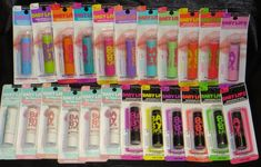 Maybelline baby lips Collection