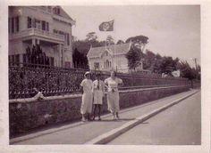 Almanya Sefareti Tarabya Yazlık Rezidansında, Gamalı Haç (Svastika / Swastika)