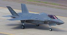F-35 homeward bound