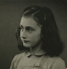 Ann Frank ... I've asked myself again and again whether it wouldn't have been better if we hadn't gone into hiding, if we were dead now and didn't have to go through this misery, especially so that the others could be spared the burden. But we all shrink from this thought. We still love life, we haven't yet forgotten the voice of nature, and we keep hoping, hoping for…everything.    Anne Frank at age 11, 1941