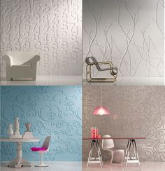 Texturas para paredes