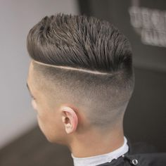awesome 75 Formal High And Tight Haircut Ideas - Show Your Style Check more at http://machohairstyles.com/best-high-and-tight-haircut-ideas/