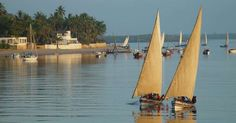 Lamu - heaven on earth :) A very very special place in my heart lives here..and my future dow (boat) collection