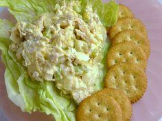 Treasure Found: Granny Jordan's Chicken Casserole / Salad | Southern Plate