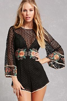 Women's Rompers & Jumpsuits   V-Neck, Lace & More   Forever 21