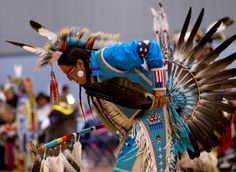 Men's Northern Traditional Dancer