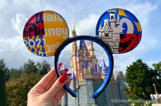 We're SO Ready for 2021 With These New EARS in Disney World! | the disney food blog Disney World Theme Parks, Disney Parks, Walt Disney World, Disney Food, Disney S, Disney Park Passes, Christmas Card Images, Disney Hotels, Disney Dining Plan