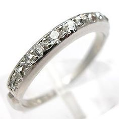 Exactly what I would want. Simple & smooth sides..but with the diamonds taken from my grandmothers vintage wedding band I have.