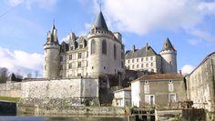 Château de La Rochefoucauld, France