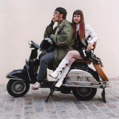 1964 – Mods x Rockers: os conflitos de gangues rivais | Fashionatto