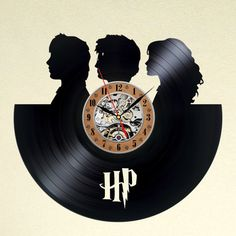 Hey, I found this really awesome Etsy listing at https://www.etsy.com/listing/240580516/harry-potter-decal-no-vinyl-wall-clock