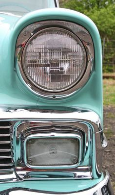 1956 Chevrolet Tail Light Gas Filler Closed And Open