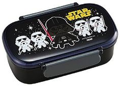 NEW Perfect OSK STAR WARS Darth Vader lunch box with core PCR 9 Japan PSL 32