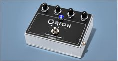 Spaceman Effects :: Orion: Analog Spring Reverb
