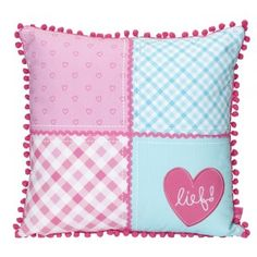 lief! lifestyle kussen Froukje   cushion   collectie Leen Bakker 2014