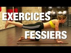 Fitness Master Class - Exercices Fessiers