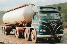1965 FODEN Cool Trucks, Big Trucks, Old Lorries, Postwar, Vintage Trucks, Commercial Vehicle, Classic Trucks, The Good Old Days, Coaches