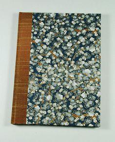 Handmade recipe book