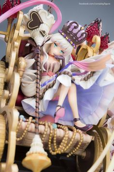 Merc Storia Franchir 1/8 Scale Figure 1