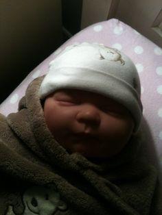 Cute baby boy named aron