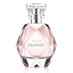 It's your moment to shine. AVON FEMME captivates from day to night. An elegant fragrance with sparkling freshness and opulent florals. Rich jasmine petals and stunning magnolia touched with radiant amberwoods.
