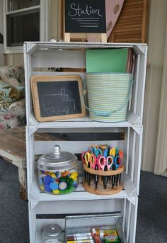 s 30 reasons we can t stop buying michaels storage crates, storage ideas, It s easy to add wheels and make them mobile