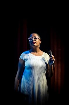 Cécile McLorin Salvant #szeretekittlenni #mupabudapest © Kotschy Gábor Cecile, Pictures Of The Week, Jazz, Images, Music Things, Let It Be, Chic, Musicians, Count