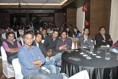 Alumni of IBS Ahmedabad get together & celebrate.