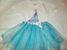 Elsa or Anna Childrens Disney Frozen by WeddingDayCreations, $23.00