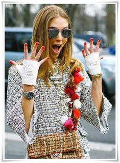 O Poder do Street Style no mundo da moda