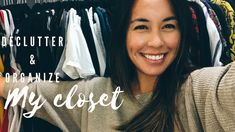 Thanks for watching my closet organization! I hope this gives you some motivation to do so organizing of your own. And if you do, leave me a comment! Closet Organization, Organizing, Declutter, Thankful, Motivation, Youtube, Organisation, Youtubers, Youtube Movies