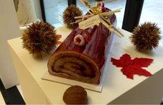 paris breakfasts: Relais Desserts - Les Buches de Noel 2014