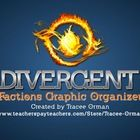 Divergent (& Insurgent) Novel Factions Reading Graphic Organizers - Common Core Aligned  Use these Factions organizers while reading Divergent ...