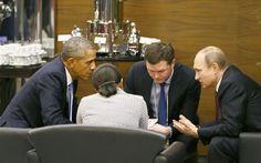 Εποικοδομητική αλλά χωρίς αξιοσημείωτη πρόοδο η συνάντηση Πούτιν - Ομπάμα