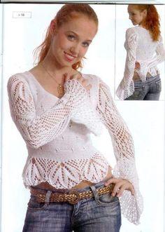 Кофточка - Жакеты,полуверы, свитера