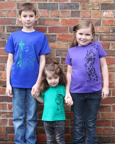 Looking for Funny kids T shirts? Our Kids Graphic Tees feature cute animalss doing fun things! Available in toddler and kids youth sizes. Get one for your favorite Girl or Boy Today: https://www.etsy.com/listing/285547665